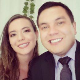 Fabian Garzon y Andrea Castañeda