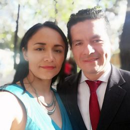Emersson Perez y Leidy Moreno